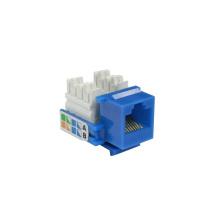 UTP rj45 modulare jack cat5e keystone jack