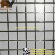 Panel de malla soldada con malla de alambre de acero inoxidable