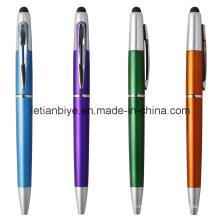 Сенсорный экран шариковая ручка для рекламы (ЛТ-C606)