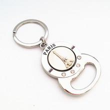 Cadeau promotionnel de souvenir Porte-bouteille Paris Porte-clés (F5024)