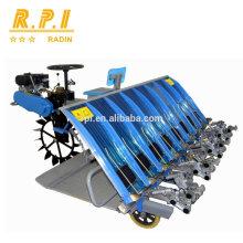 Transplanteur de riz actionné par moteur à 8 rangées d'essence (type d'équitation)