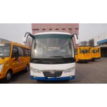 Лучшей цене мини-автобус 18 мест с хорошей производительностью для Экспортирования