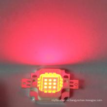 6-7V 10w rote LED Chip Integrierte High Power LED Bead