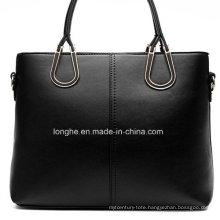 2015 Latest Brand Popular Fashion Leather Handbag (ZXW1002)