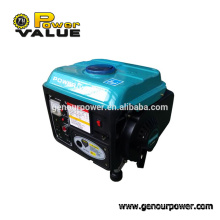 400W to 750W Super POWERVALUE 950 Gasoline Generator Set Portable Home Use With CE And SONCAP