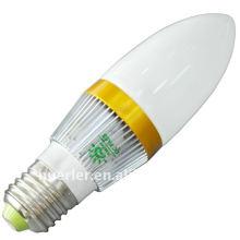 3W led lamp candle e14