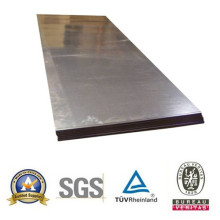 Plaque d'acier galvanisée laminée à froid avec petit paillette