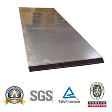 Cold Rolled Galvanized Steel Plate with Small Spangle