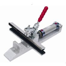 Tamprinter пневматический зажим экрана носилках сетки растяжения машина