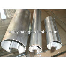 slotted tube slotted steel tubing