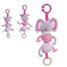 Fuente de la fábrica Nuevo diseño de juguetes de peluche de peluche de bebé
