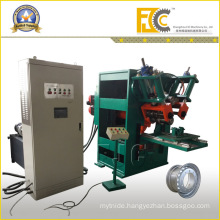 Hydraulic Wheel Rim Forming Machine for Electrocar