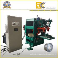 Сельскохозяйственная промышленность 5 ° и 15 ° DC Бескамерная машина для изготовления колесных дисков