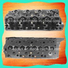 Komplettes 4D56 Zylinderkopf MD303750 für Mitsubishi