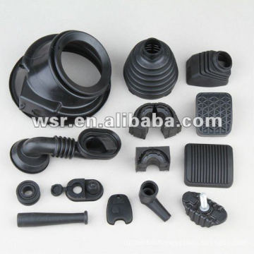 Automotive rubber dust preventive cover