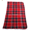 Classics Checker Fleece Blanket