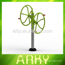 High Quality Outdoor Double Gym Equipment