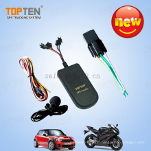 Le meilleur traqueur imperméable de GPS de voiture de la qualité IP66 avec Ios et applications d'Android (GT08-KW)
