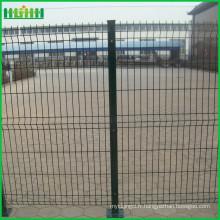 Prix d'usine bon marché et fin 50mmx200mm clôture métallique