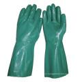 NMSAFETY сверхмощные промышленные перчатки нитрила