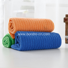 House Clean Microfiber Towel Scrub Cloth