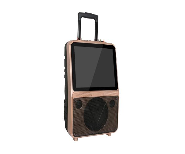 Trolley Plastic Speaker