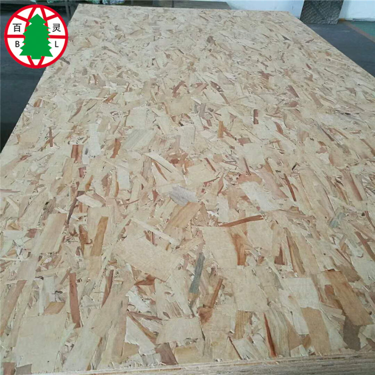 OSB  construction Board with German produce line