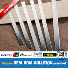 Extruded Hard Alloy Wood Planer Knives