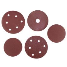 Fibra, lijar discos Velcro de fijación