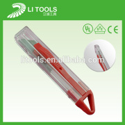 Plastic film knife cutter