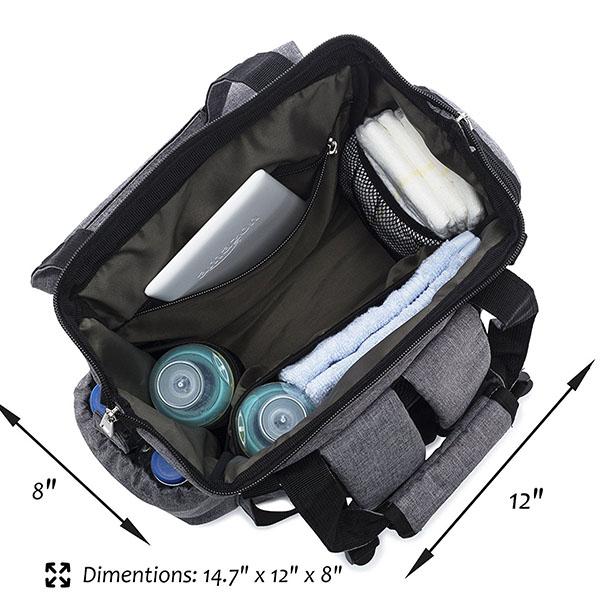 Storage Diaper Bag