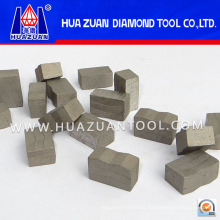 China Diamond Segments for Granite Cutting