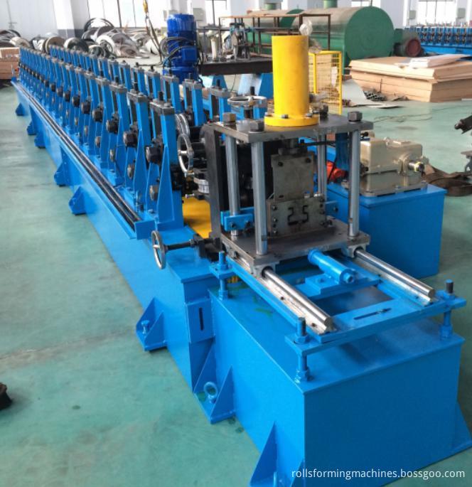 pillar rack machine