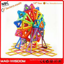 Art Sculpture Science Diy Toy Mill Toy