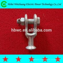 accesorios de conexión de alta calidad / accesorio de la energía eléctrica-ojo de bola