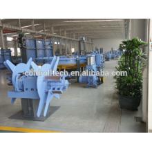 máquina de formação de tubo soldado para tubo de aço carbono, tubo de aço galvanizado