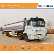 Shacman 8x4 Oil Transport Vehicle Capacity 30000L