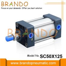SC50X125 Airtac Type vérin pneumatique à tirant pneumatique