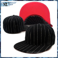 Tissu en laine / acrylique émaillé motif simple chapeau ajusté