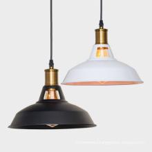Vintage industrial loft iron metal pendant hanging light lamp