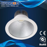 Reliable quality exturded aluminum 10.5W COB LED spotlight with glass
