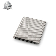 Durable powder coated aluminum material pontoon decking