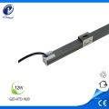 Iluminación de contorno lineal led de aluminio delgado