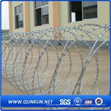 Hot mergulhado galvanizado Razor Barbed Wire (XA-RB2)