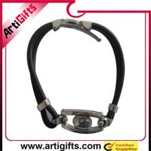 produit professionnel ions d'ions en acier inoxydable bracelets hommes
