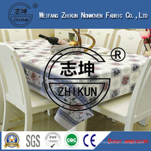Eco-Friendly Waterproof Nonwoven Table Cloth