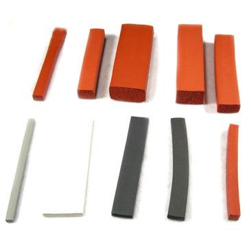 Силиконовая резиновая полоса, доступная различной ширины