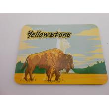Landschaft Abzeichen, Yellowstone Revers Pin benutzerdefinierte Abzeichen (GZHY-KA-038)