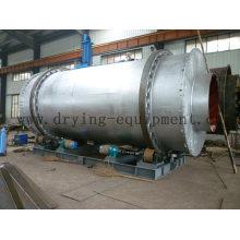 Máquina de secagem HZG série três tambor rotativo secador