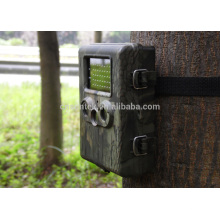 Cámara de vigilancia 1080P trail cámara de juego con detección de movimiento HT002LI